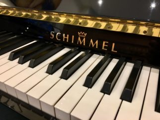 SCHIMMEL K122 TWINTONE SG2 (Silent Yamaha)