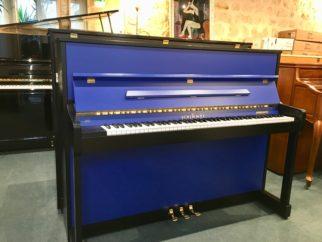 SCHIMMEL 116S Bleu et Noir Satiné