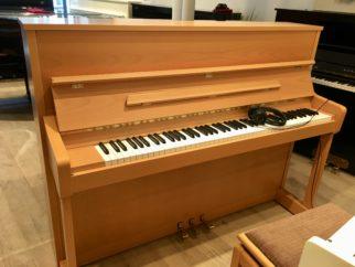 SCHIMMEL 116 S TWINTONE SG2 (Silent Yamaha d'origine)